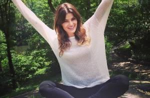 Isabelli Fontana completa 31 anos em clima de romance com o namorado, Di Ferrero