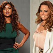 Viviane Araújo admite ter perdido papel em 'Império' para Cris Vianna: 'Normal'