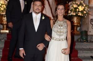 Ronaldo e Paula Morais terminam noivado por ciúmes: 'Podem voltar', diz fonte