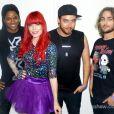 Eliminada do 'SuperStar', a banda Move Over fechou o show de Ivete Sangalo neste domingo, 6 de julho de 2014, na Marina da Glória, no Rio