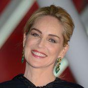 Sharon Stone evitou romances quando filhos eram pequenos: 'Não me sentia bem'