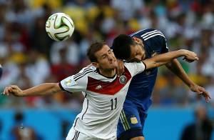 c223bc298a23c É tetra! Alemanha vence Argentina no Maracanã e é campeã na Copa do Mundo  2014