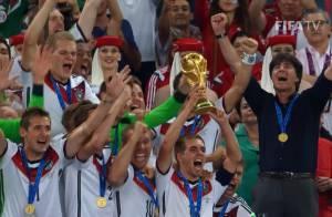 É tetra! Alemanha vence Argentina no Maracanã e é campeã na Copa do Mundo 2014