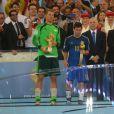 0f8eeff9416a5 Lionel Messi levou o prêmio Bola de Ouro como o melhor jogador da Copa do  Mundo