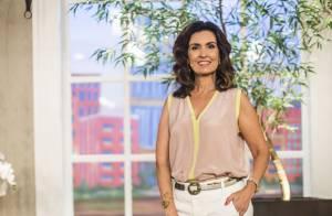 Fátima Bernardes revela dieta feita para manter boa forma: 'Diminuí glúten'