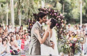 Muito amor! Veja 5 momentos emocionantes do casamento de Isis Valverde