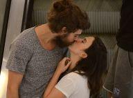 Tatá Werneck ganha balões de coração do namorado, Rafa Vitti: 'Amor da vida'