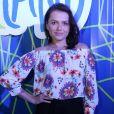 Monica Iozzi  assumiu nas redes sociais o romance com  Gabriel Moura