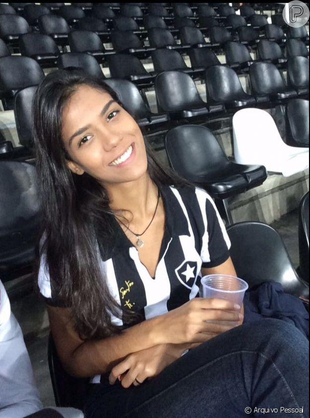 Paula Vieira, de 22 anos, vai participar da cobertura do 'Lance'