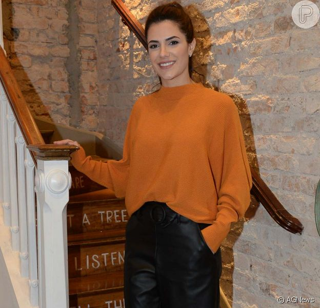 Namorada de Luan Santana, Jade Magalhães comenta seu estilo de se vestir