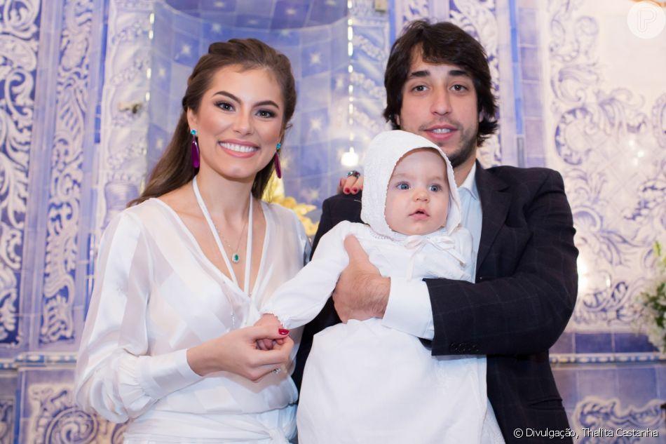 Bruna Hamú se casará em julho com Diego Moregola e o filho, Julio, vai entrar na igreja, como contou em entrevista nesta quarta-feira, dia 13 de junho de 2018