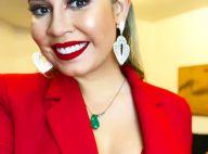 Marília Mendonça, com lingerie à mostra em look, ganha elogios na web: 'Deusa'