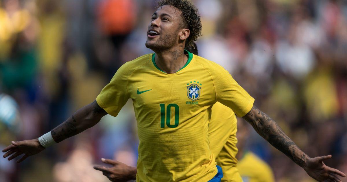 32e695f177fa8 Camisa 10 da seleção brasileira