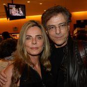 Bruna Lombardi, Irene Ravache e famosos vão à pré-estreia de peça em SP