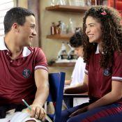 'As Aventuras de Poliana': Mirela se torna rival de Gabriela. 'Ciúmes de Gui'