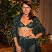 Leticia Colin opina sobre cenas de sexo com Chay Suede em novela: 'Troca legal'