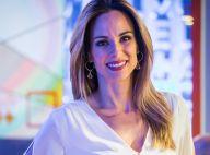 Ana Furtado se emociona na TV ao falar de câncer: 'Ferramenta de alerta'