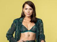 Leticia Colin tem ajuda de prostituta para papel em novela: 'Me tira dúvidas'