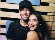 Boas vibrações! Bruna Marquezine deixa torcida para Neymar: 'Vai com tudo, amor'