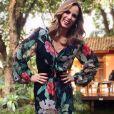 Ana Furtado não desanimou com o cansaço após a sessão de quimioterapia