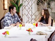 'As Aventuras de Poliana': Poliana leva Afonso para jantar com Luísa em sua casa