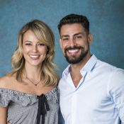 Casal top! Paolla Oliveira vai viver romance com Cauã Reymond na novela 'Troia'