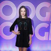 Isis Valverde e Deborah Secco se unem a elenco para coletiva de 'Boogie Oogie'