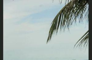 Simaria posta foto romântica com marido nas Maldivas e agradece a Deus: 'Sorte'