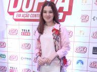Jeniffer Oliveira orienta mulheres após denunciar ex: 'Quem ama não agride'
