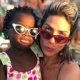 Giovanna Ewbank falou sobre processo de adoção de Títi, de 5 anos