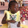 Títi, filha de Bruno Gagliasso e Giovanna Ewbank, completou 5 anos em junho de 2018