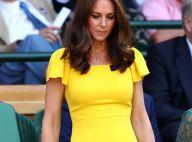 Inspiração: Kate Middleton aposta em look amarelo vibrante D&G em Londres