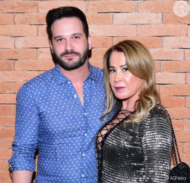 Zilu Camargo afirma que pensa em casamento com o namorado, Marco Augusto Ruggiero, em 15 de julho de 2018