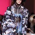A versão proposta pela Louis Vuitton na semana de moda masculina em Paris