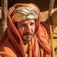 Gaspar (Tastu Carvalho) é um dos Reis Magos, na novela 'Jesus'