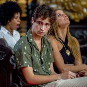 'Segundo Sol': Valentim descobre que Karola desvia dinheiro de Beto Falcão