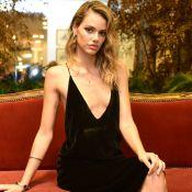 Laura Neiva promete explicar separação de Chay Suede no teatro: 'Performance'
