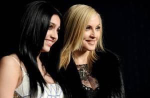 Madonna quer que filha Lourdes Maria siga seus passos na carreira artística