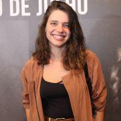 Bruna Linzmeyer explica polêmica em torno de pano: 'Desconforto das mulheres'