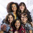 Amigas de Daphne Bozaski de 'Malhação' comemoraram gravidez da atriz