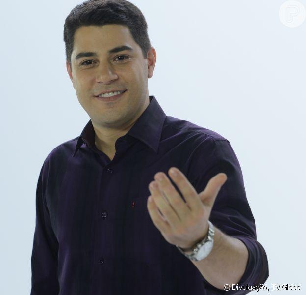 Evaristo Costa completou um ano fora da Globo nesta sexta-feira, 27 de julho de 2018