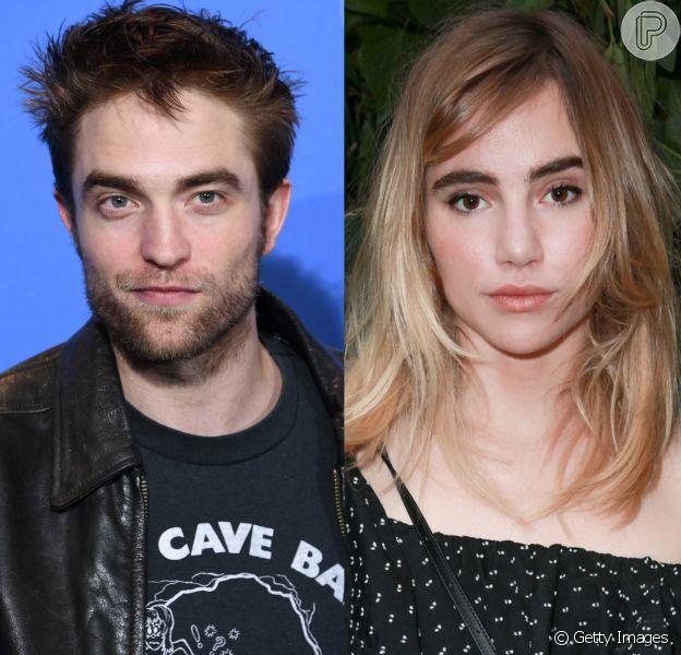 Robert Pattinson está namorando a modelo britânica Suki Waterhouse