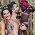 'Vivemos, sim, em uma sociedade machista, racista e hipócrita. Só consegui tomar uma consciência real de tudo isso com a chegada da minha filha', afirmou  Bruno Gagliasso