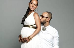 Alicia Keys anuncia que está grávida do segundo filho: 'Um anjo a caminho'