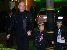 Rafa Justus é levada ao 1º dia de aula pelo pai, Roberto Justus: 'Amorzinho'