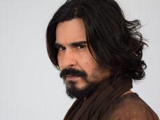 Barrabás na novela 'Jesus', André Gonçalves defende o vilão: 'Luta pelo povo'