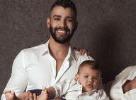 Gusttavo Lima mostra rapidez do filho Gabriel ao engatinhar: 'Não para'. Vídeo!