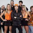 O grupo Hermes e Renato também integrou o elenco do programa 'Legendários'