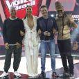 Lulu Santos é jurado do 'The Voice Brasil' ao lado de Ivete Sangalo, Michel Teló e Carlinhos Brown