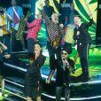 No 'The Voice Brasil', a fase das audições às cegas chegou ao fim nesta quinta-feira, 9 de agosto de 2018